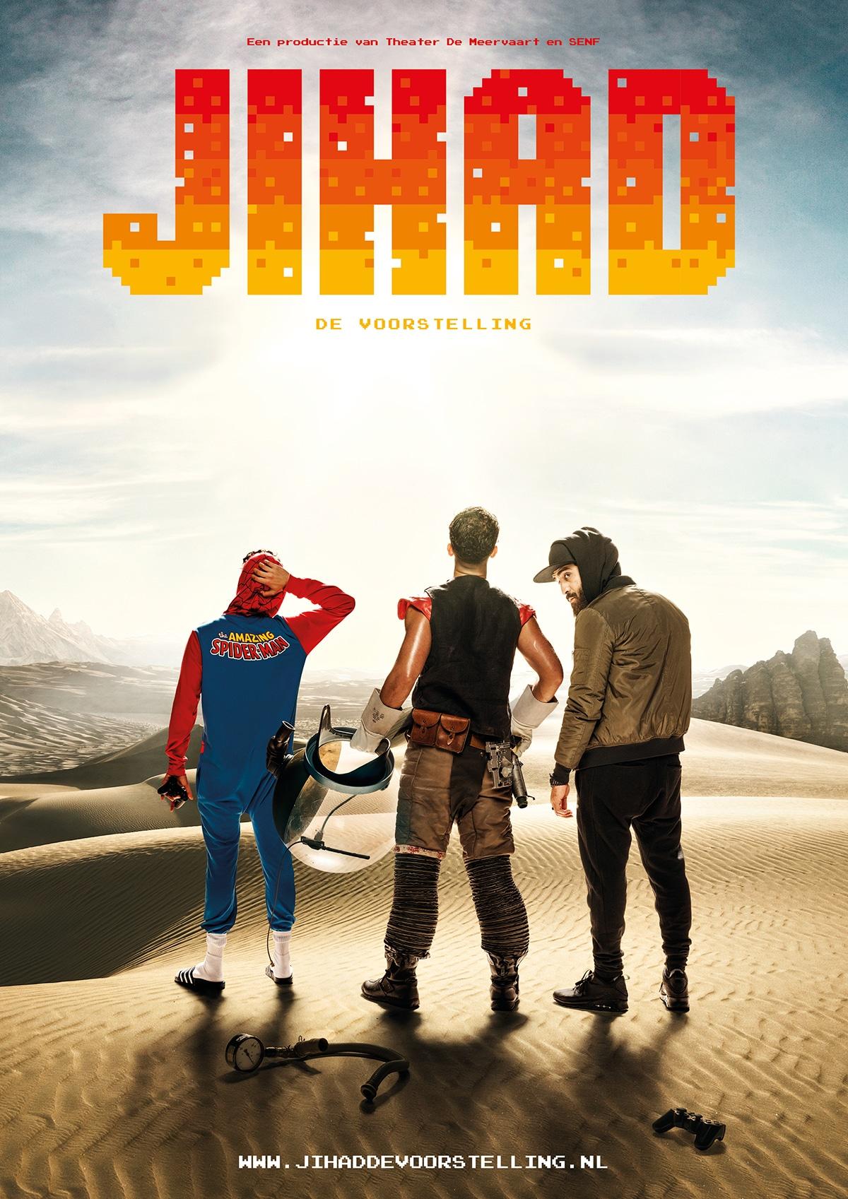 Jihad – de voorstelling