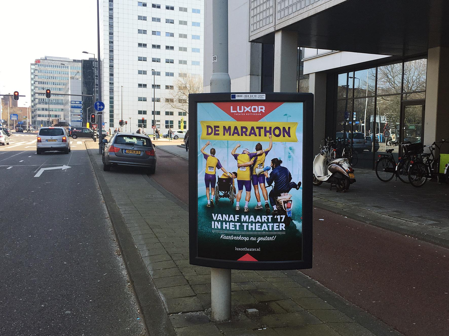 campaign for De Marathon