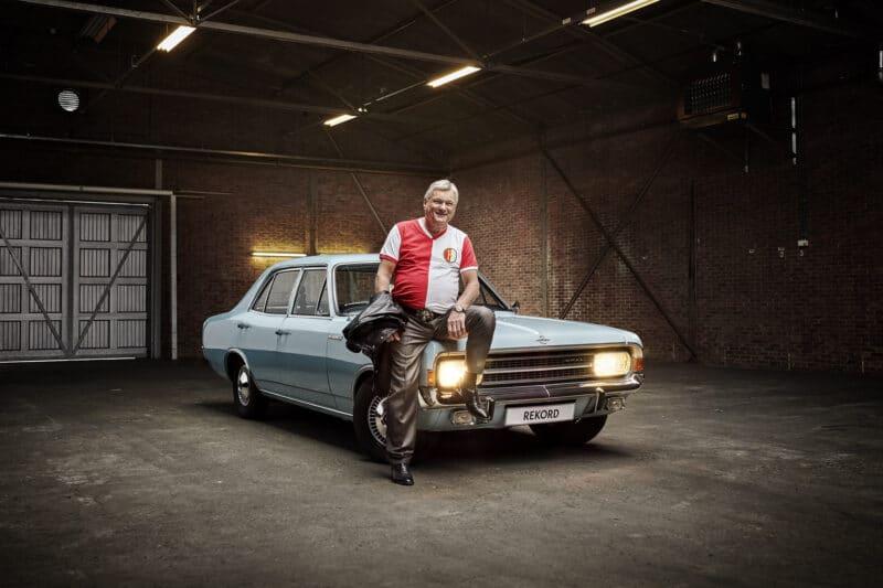 Opel en Feyenoord Classic